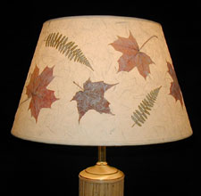 Handemade custom paper lamp shades from ambientart aloadofball Images